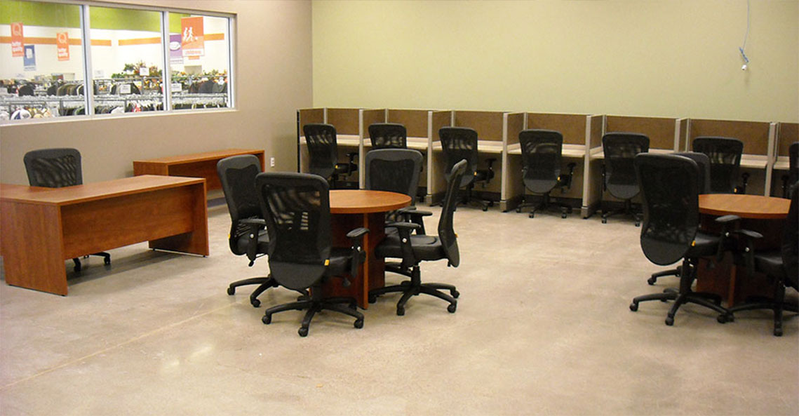 WE BUY OFFICE FURNITURE