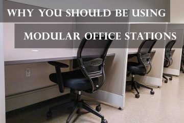 Why You Should Be Using Modular Office Stations